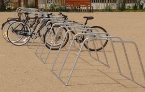 véloparc strasbourg rack à vélo